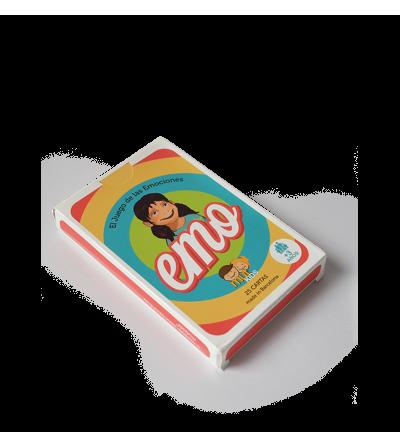 """JUEGO DE LAS EMOCIONES """"EMO"""""""